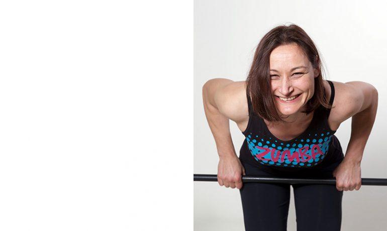 Andrea Dobisch, Spinning, Powerlift
